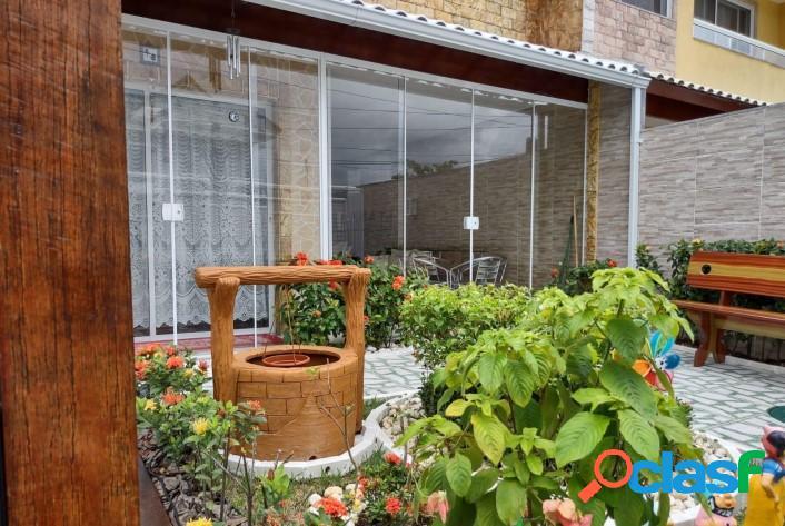 Casa em condomínio para venda em rio de janeiro / rj no bairro vargem pequena