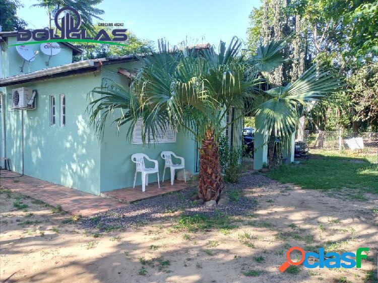 Lindo sítio 730m² condomínio rancho alegre