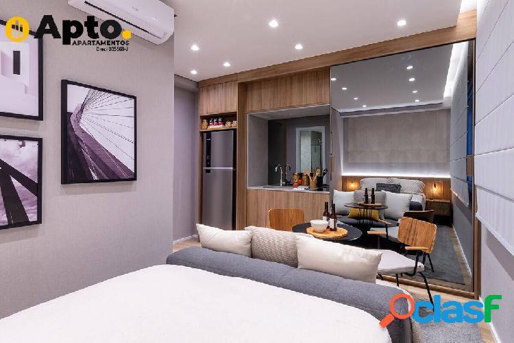 Studios a venda Zona Leste/Smart studios Belém NR-1 dorm com lazer 2