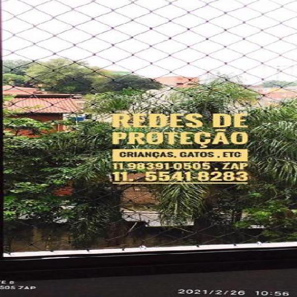 Redes de proteção em itaquera rua virginia ferni 270