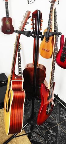 Suporte guitarra treio ibox