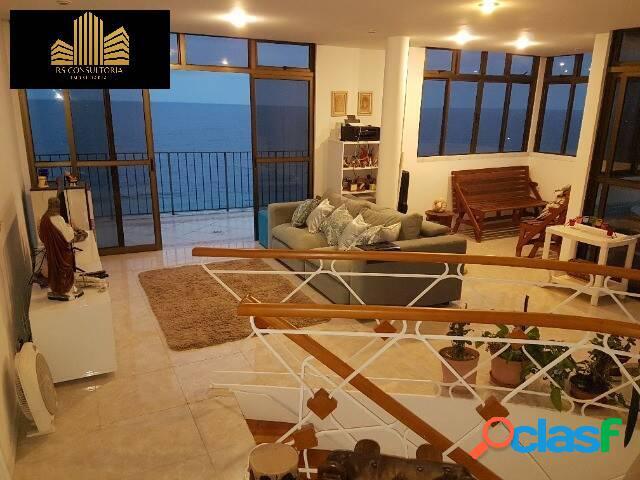 Rio Hotel Residência - Linda Cobertura Frontal na Barra! 1