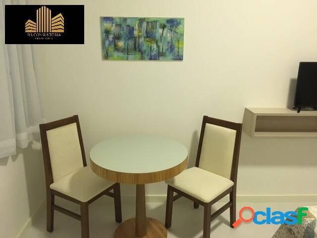 Apartamento mobiliado em local nobre de copacabana
