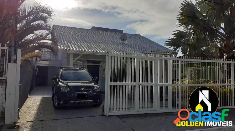Casa 4 dormitórios no bairro vila nova - porto belo, sc