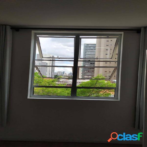 Apartamento p/ locação. 52m2 1 dorm. pinheiros