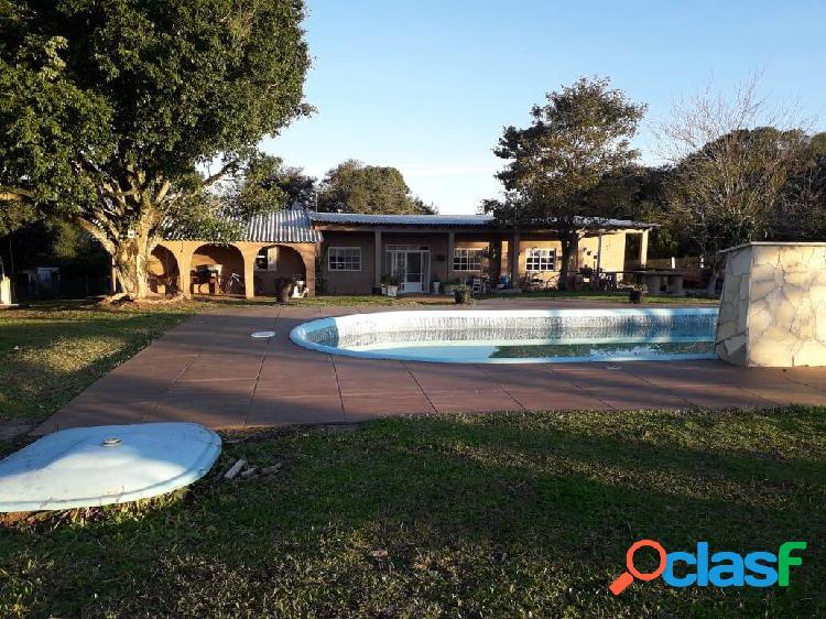 Diferenciado!!! excelente sítio com 5 hectares, águas claras, viamão