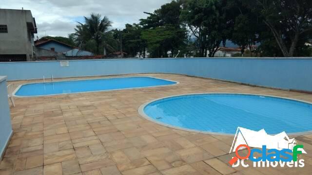 Apartamento com 1 dormitório, 45m2, pontal santa marina - caraguatatuba/sp