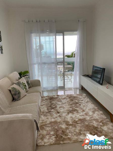 Apartamento frente mar com 3 dormitórios, 131m2, indaiá - caraguatatuba/sp