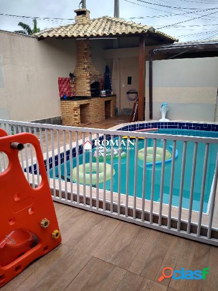 Casa individual com piscina!!!