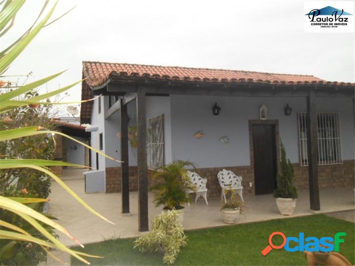Casa mais anexo araruama rj parque hotel 3 quartos piscina #vdcs309