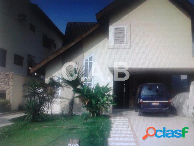 Casa no residencial alphaville 11 com 4 dormitorios