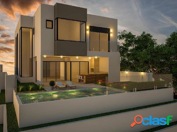 Casa em construção burle marx - alphaville