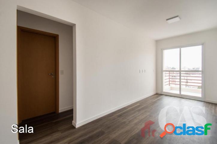 Apartamento 2 dormitórios 1s, 58 m² - parque das nações - santo andré/sp