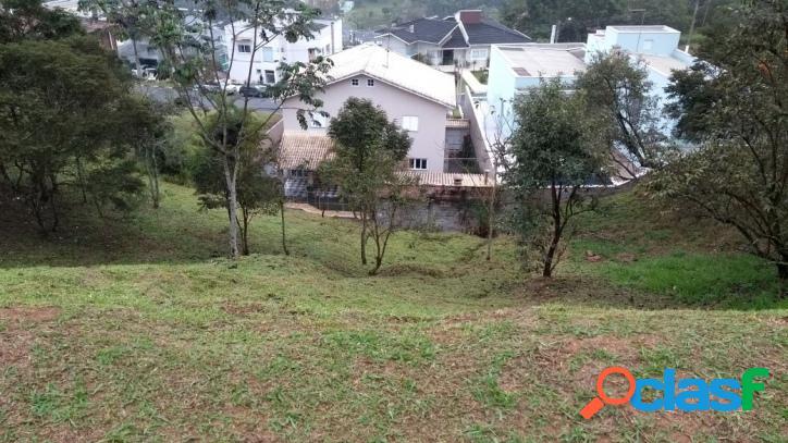 Terreno para venda no condomínio arujá hill's iii - arujá/sp!!!