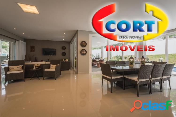 Casa com cinema à venda no condomínio arujá hill's i e ii!!!