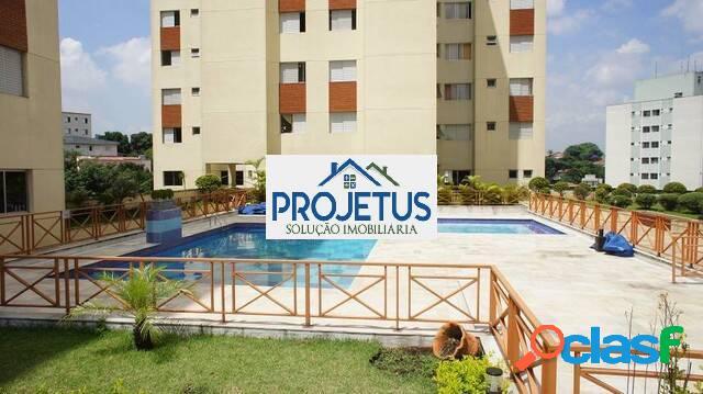 Vendo apartamento 3 dormitórios, 75 m², jardim monte kemel - são paulo/sp