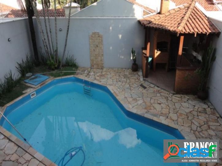 Casa: residencial copacabana rio claro - sp