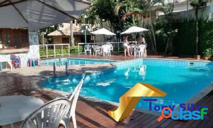 Cobertura triplex 4 suítes com piscina e área de lazer em cabo frio!!!