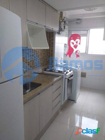Apartamento com 2 dormitórios, cond. colore - jd. maria helena - barueri