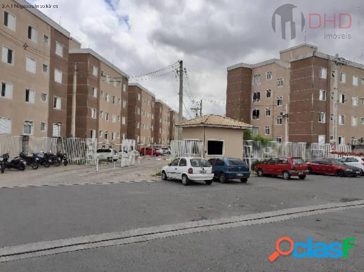 Apartamento no residencial san sebastian - zona leste