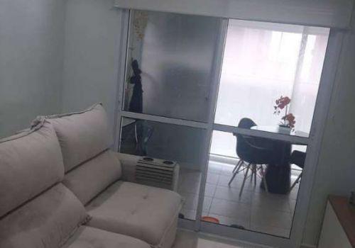 Apartamento alto padrão dois dormitórios, josé menino em