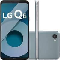 Smartphone lg q6 lgm700tv desbloqueado gsm dual chip 32gb tv