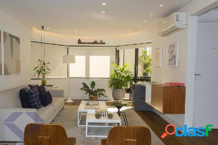 Apartamento moema passaros com 142m², 3 quartos e 2 vagas r$ 2.099.000,00