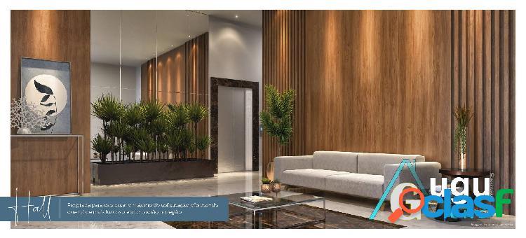 Apartamento 02 quartos em construção guarapari/es centro