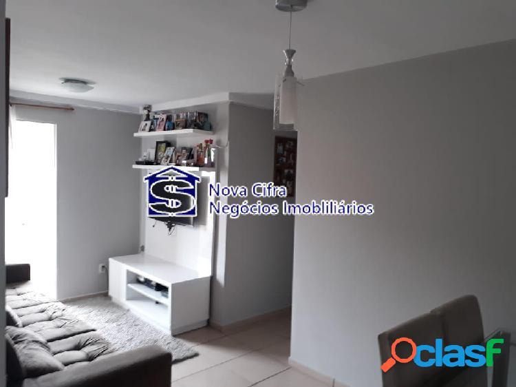 Apartamento 3 dormitórios (1 suíte) no jd. américa - 64m²
