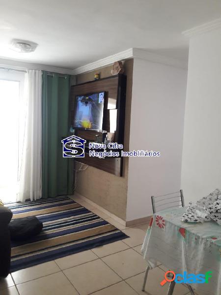 Apartamento 3 dormitórios (1 suíte) no jd. américa - 68m²