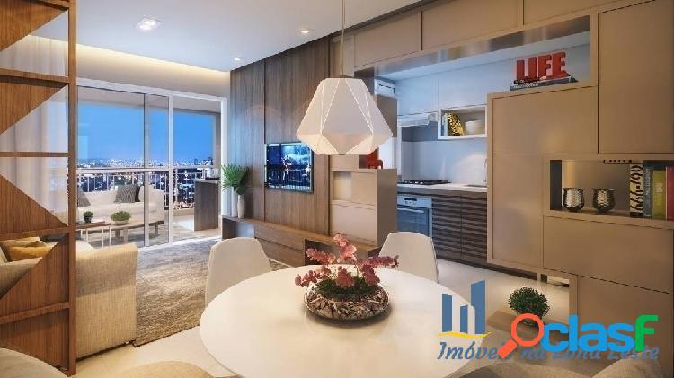 Apartamento 3 dorms, suíte, 102m², vaga, varanda, pronto - Belém 2