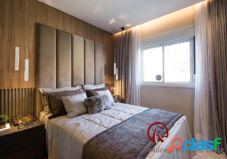 Apartamento 3 dorms, suíte, sacada, 70m, vaga - Belém