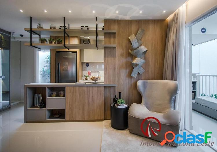 Apartamento 3 dorms, suíte, sacada, 70m, vaga - Belém 2