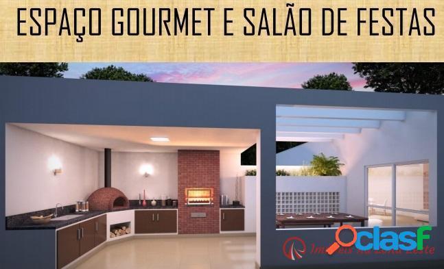 Apartamento 2 dorms, 44m², sem sacada, sem vaga - Belém 2