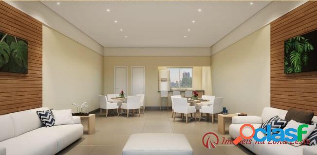 Apartamento 2 dorms, 44m², sem sacada, sem vaga - Belém 3