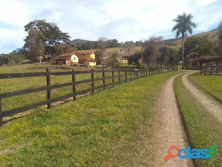 Fazenda de 110 alqueires à venda no sul de minas com casa sede