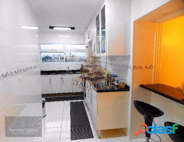 Cobertura duplex c/ 2 dorms - vila carrão