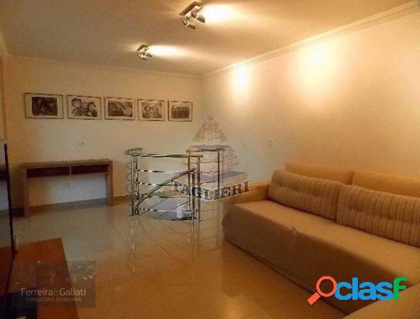 Cobertura duplex c/ 2 dorms - Vila Carrão 2
