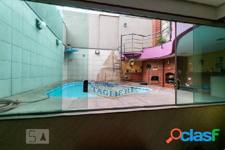 Sobrado 3d. suite c/hidro piscina churrasqueira forno a lenha sacadas tatua