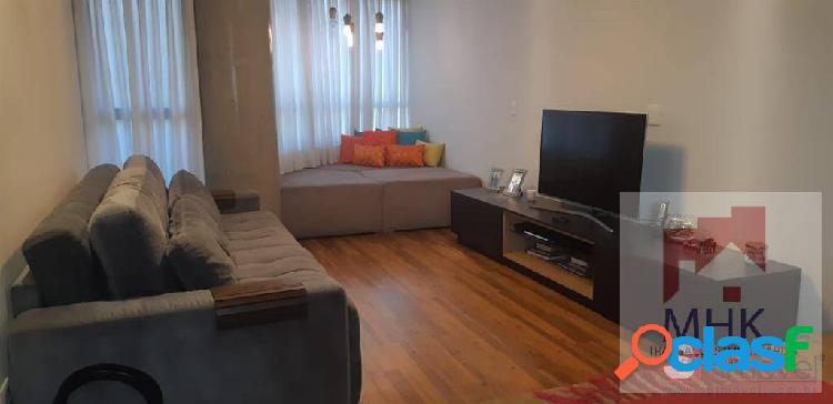 Apartamento 2 dormitório, 1 suíte - jardim bela vista - santo andré