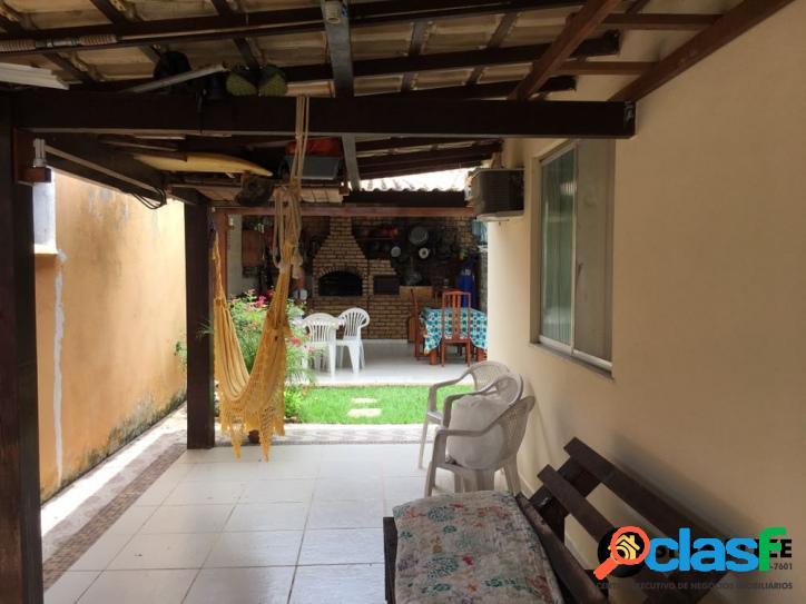 Casa condomínio 2 qts com piscina e gourmet araruama rj