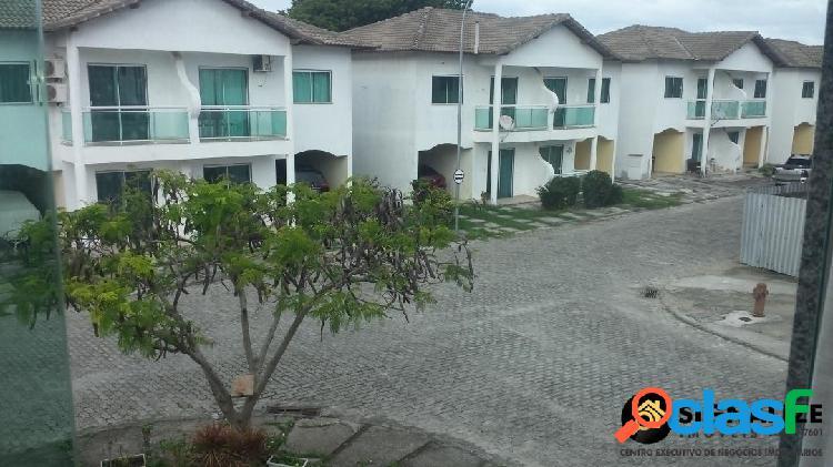 Casa duplex 3 qts condomínio com lazer bairro nobre cabo frio rj