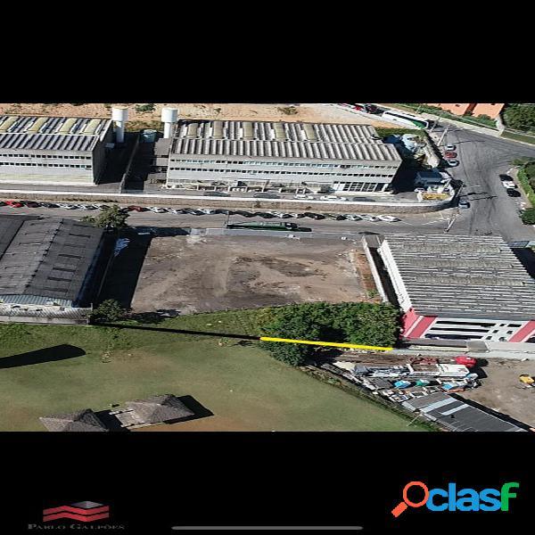 Terreno locação e venda 1.860 m² mutinga, barueri, sp