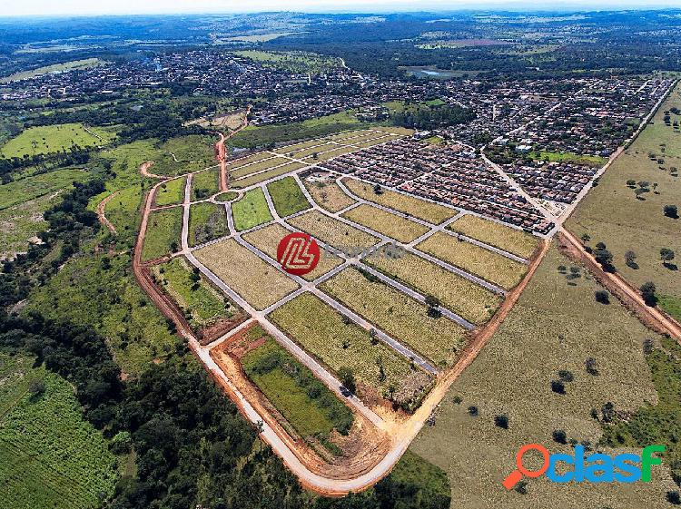 Terreno de 253m² - cidade verde gran viver