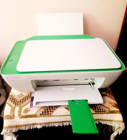 Impressora hp nova sem uso
