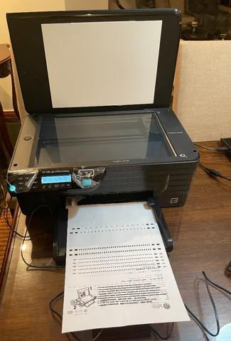 Impressora/copiadora/fax hp officejet 4500 desktop g510a,