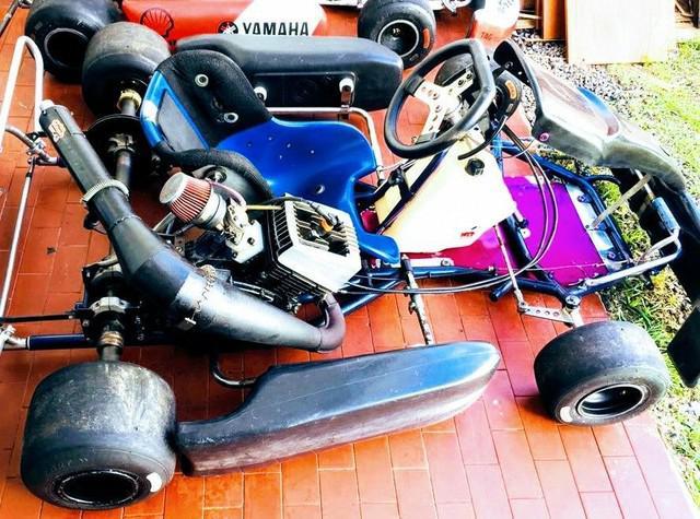 Chassis kart mini 2002 não acompanha* motor *