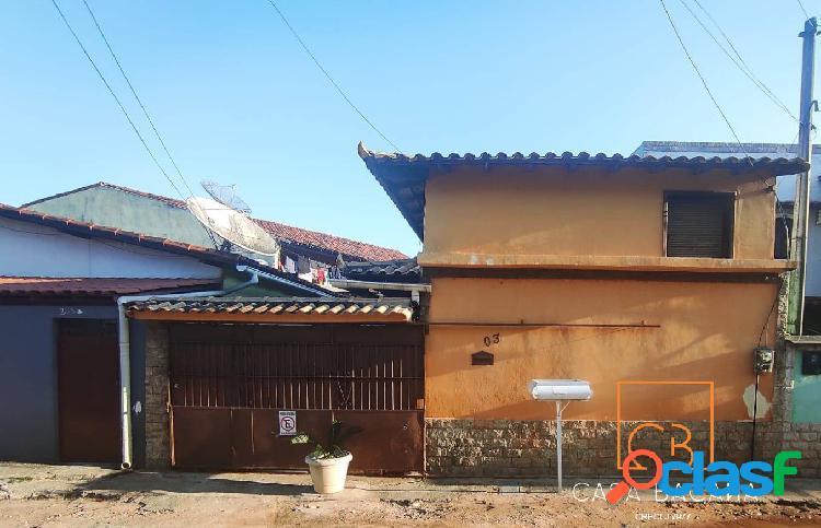 Casa linear no bairro estação