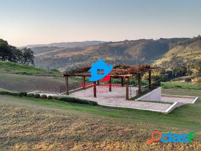 Terreno para venda condomínio campo de toscana vinhedo sp