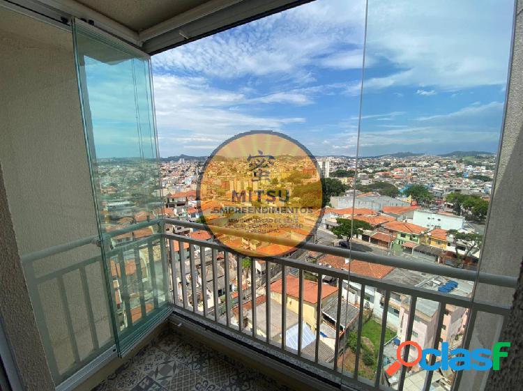 Apartamento à venda: santo andré - vila assunção (ao lado do parque centra